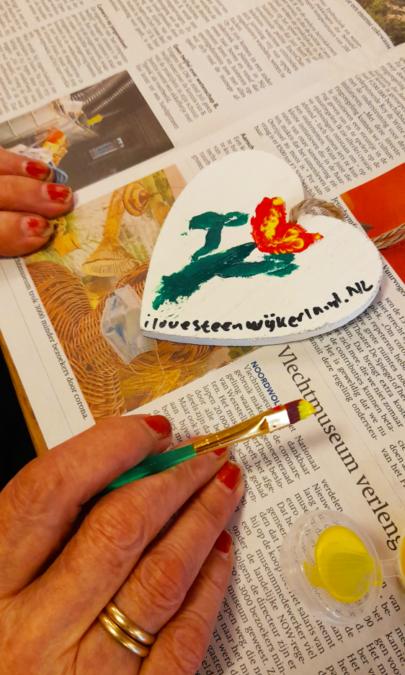 Kunstenaars KSW Meenthehof